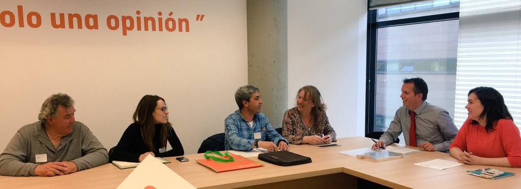UPA Madrid se reúne con el poder político para pedir que el cambio llegue al rural