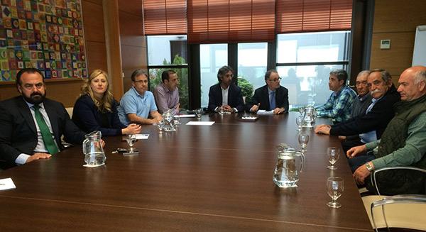 """UPA Madrid insta a hacer un cambio logístico """"por justicia"""" en Mercamadrid"""