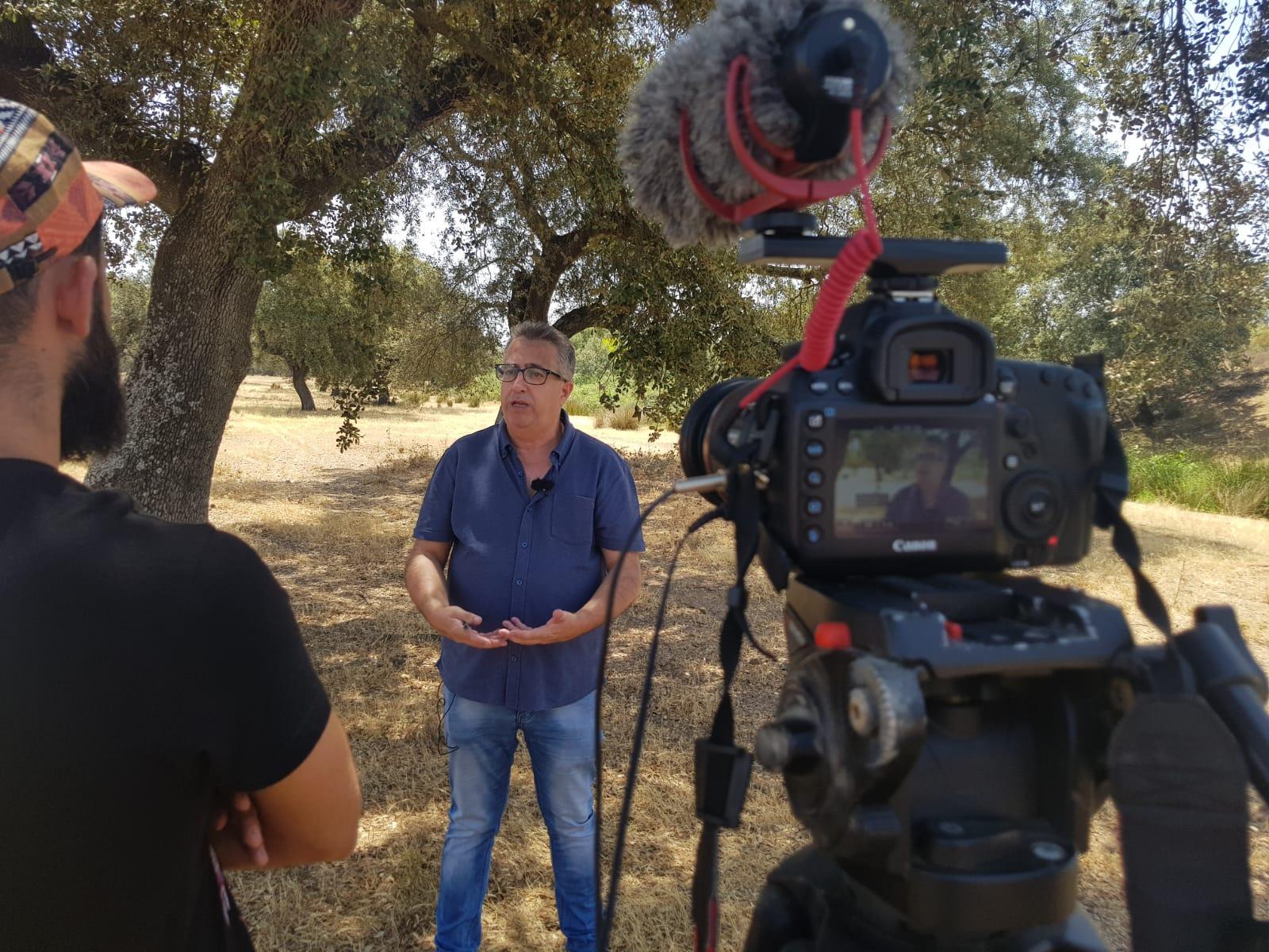 Huertas: 'La gran amenaza para los agricultores y ganaderos es el precio de miseria que reciben por lo que producen'