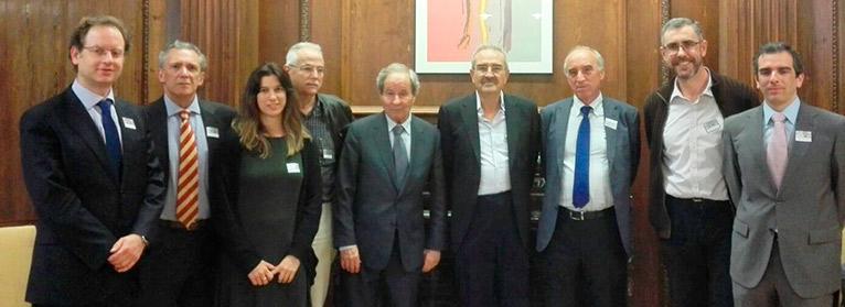 ALAS se reúne con el presidente de la Comisión de Agricultura del Congreso para mostrar su apoyo a la renovación del glifosato