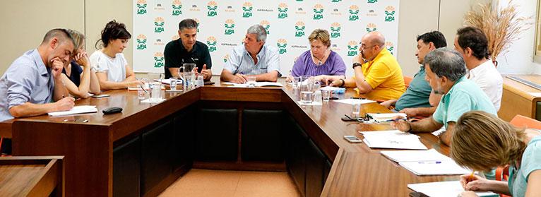 UPA 'pone deberes' a los nuevos responsables rurales del PSOE
